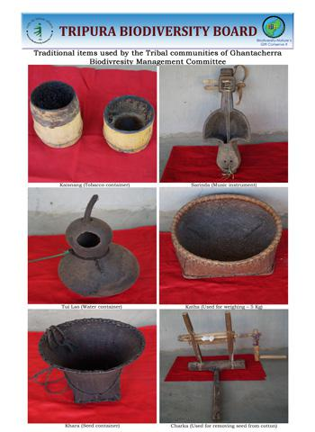 Traditional items